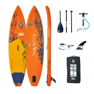 SUP Aquatone touring WAVE Flame 11.6
