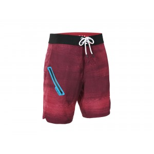 Boardshort Aztron stardust red