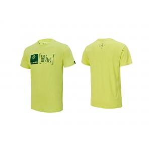 Tee Shirt Aztron icon yellow