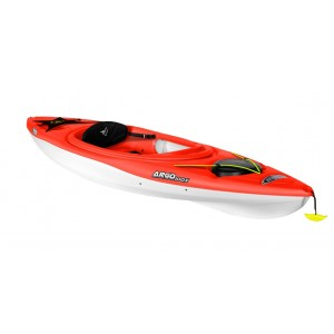 Kayak Pelican Argo 100X red