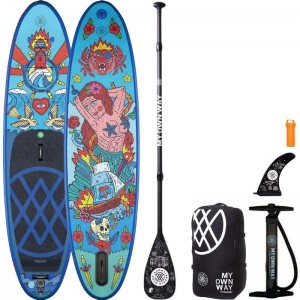 SUP Gonflable Anomy Asis Percales 10.6