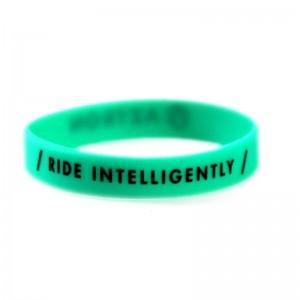 Bracelet silicone Aztron | Vert