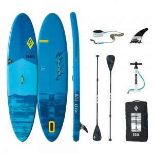 SUP Gonflable All-Around Aquatone Wave Plus 11.0