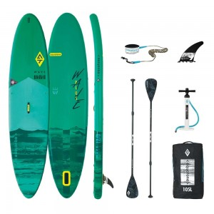 SUP Gonflable All-Around Aquatone Wave Plus 12.0