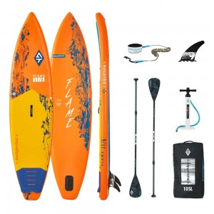 SUP Gonflable Touring Aquatone Flame 11.6