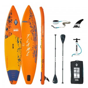 SUP Gonflable Touring Aquatone Flame 12.6