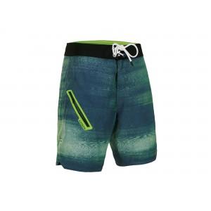 Boardshort Aztron stardust green