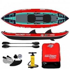 Kayak gonflable 2 places Rockside Vulcain