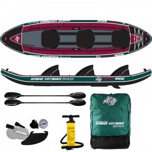 Kayak gonflable 3 places Rockside Grand Voyager