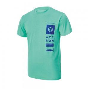 Tee Shirt Aztron double chamber mint