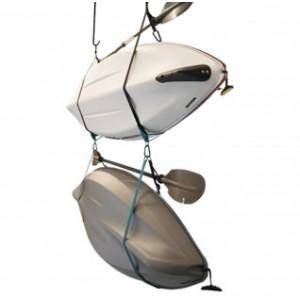 Sangles de rangement Pelican pour kayak