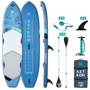 SUP Gonflable Multi-Person Aztron Nebula 12.10 2021