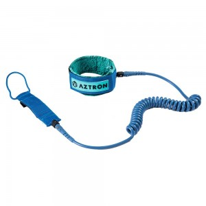 """Leash Aztron SUP coiled 10"""""""