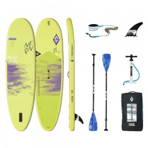 SUP Gonflable All-Round Aquatone Neon 9.0 2021