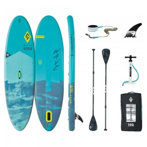 SUP Gonflable All-Around Aquatone Wave 10.0