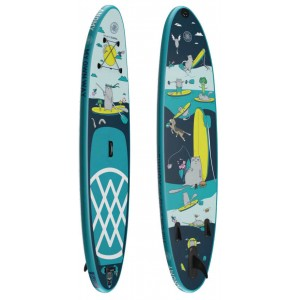 SUP paddle gonflable Anomy Xurris10.6