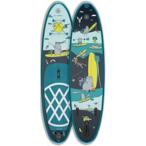 SUP paddle gonflable Anomy Xurris 10.6